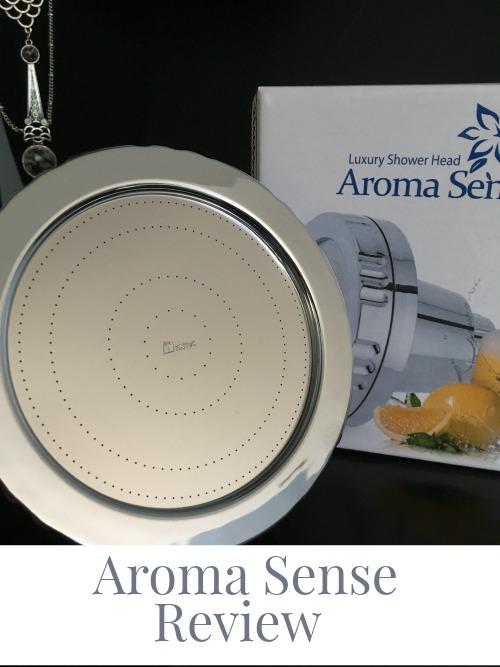 aroma sense shower head reviews