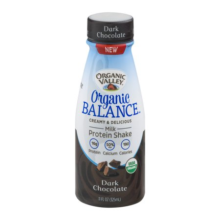 organic valley protein shake review