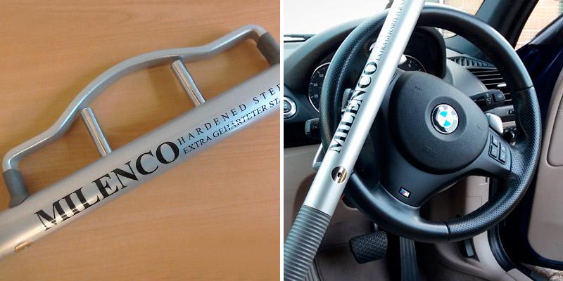 steering wheel lock reviews uk