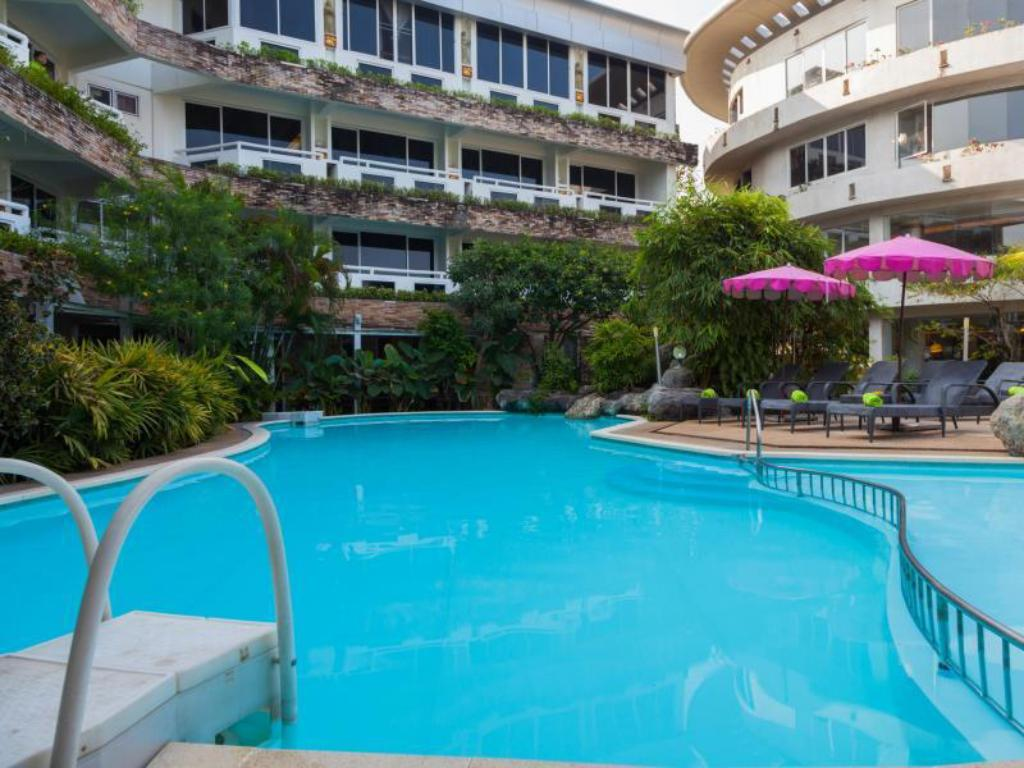 the bliss south beach patong reviews