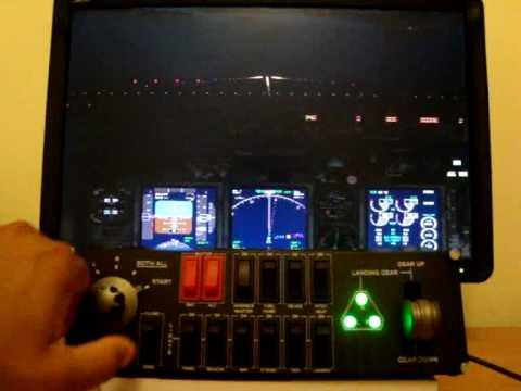 saitek pro flight switch panel review