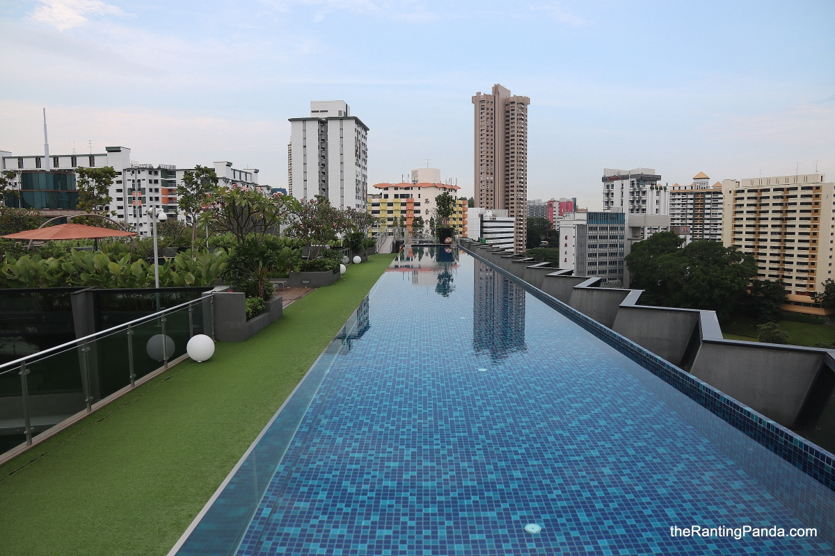 holiday inn clarke quay review