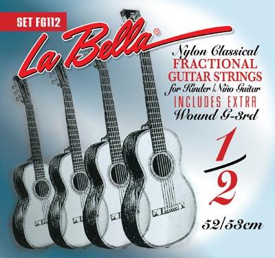 la bella 2001 classical guitar strings review