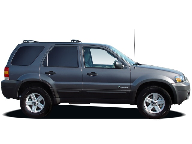 2005 ford escape 4 cylinder review