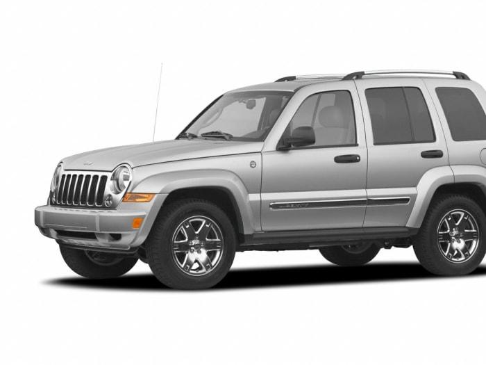 2006 jeep liberty renegade review