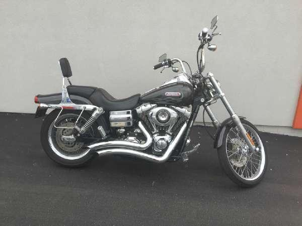 2007 dyna wide glide review