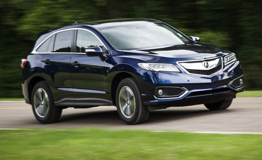 2014 acura rdx review car and driver