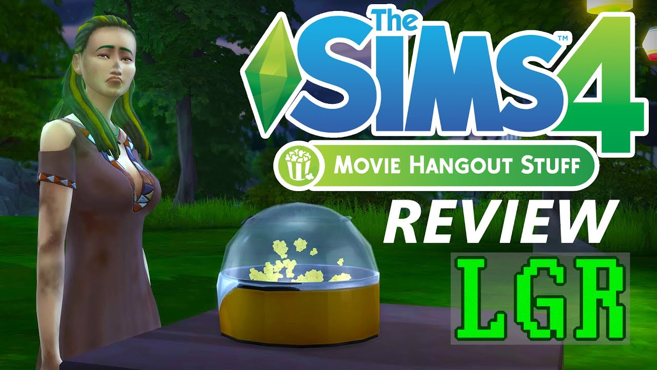 lazy game reviews sims 4