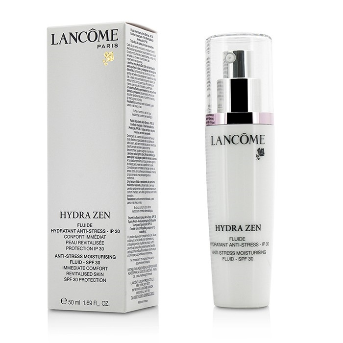 lancome hydra zen moisturiser review