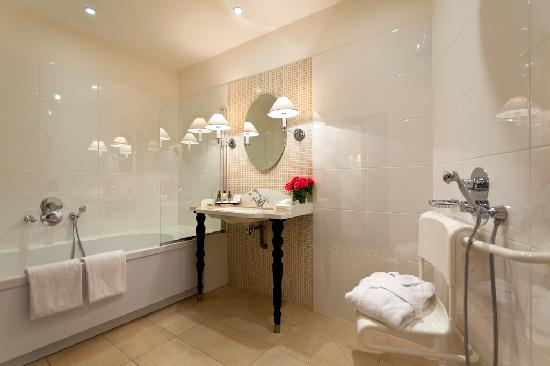 hotel fontaines du luxembourg reviews