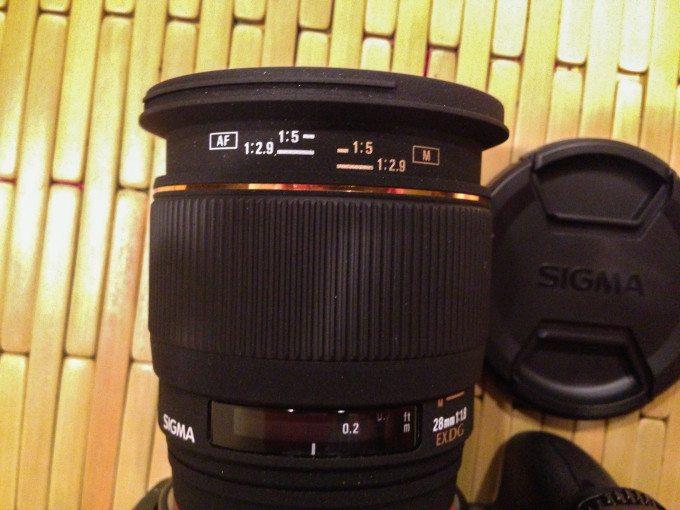 sigma 28mm f1 8 ex dg review