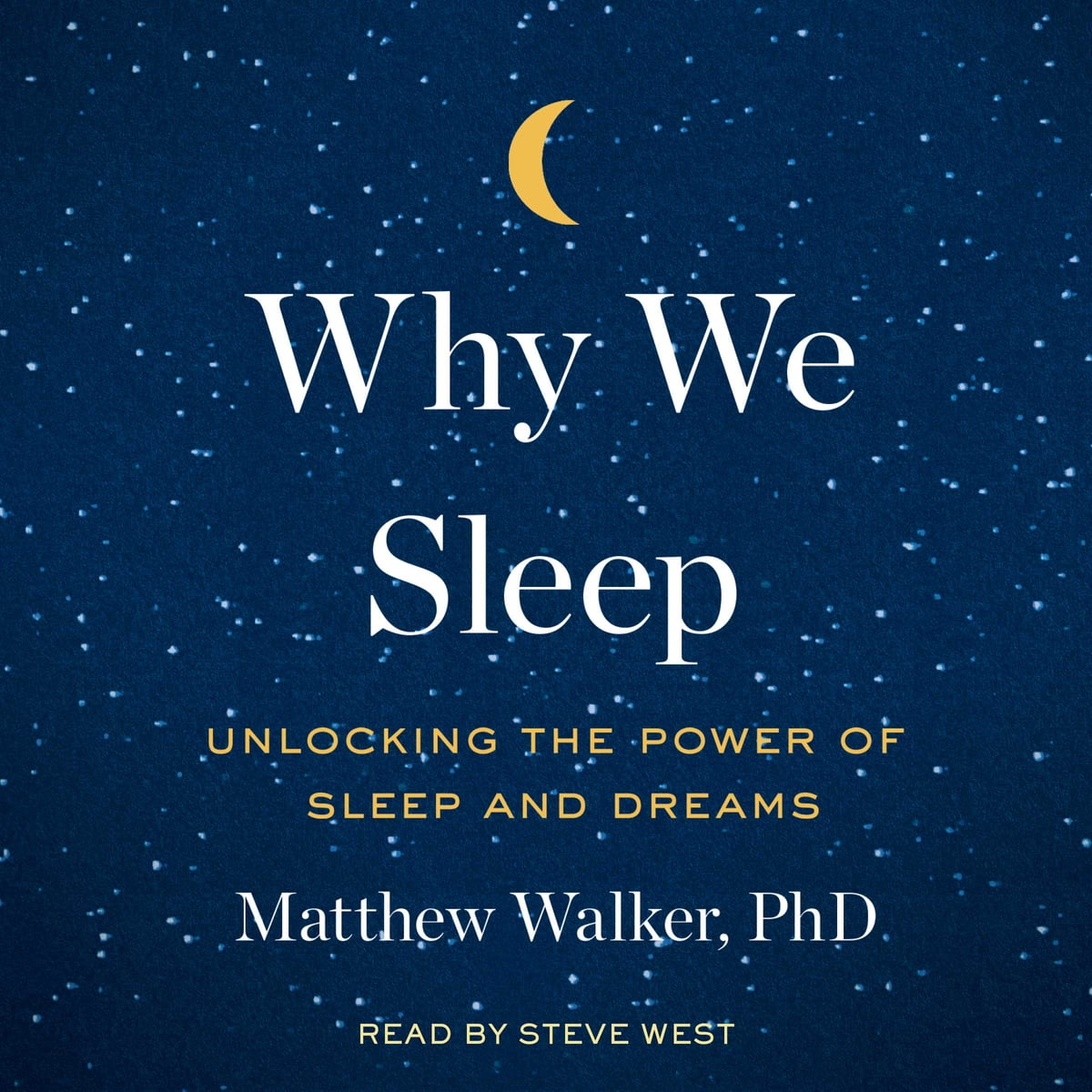 why we sleep book review