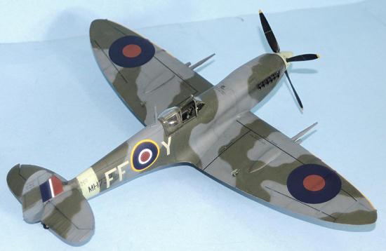 tamiya 1 32 spitfire review