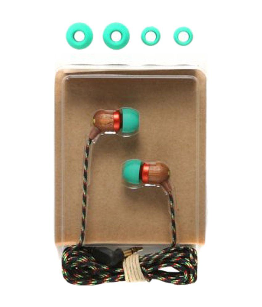 marley smile jamaica earphones review