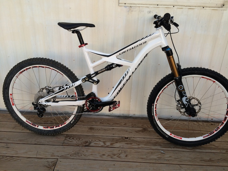 2013 specialized enduro comp review