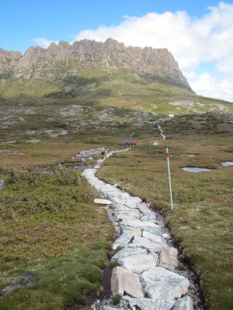 cradle mountain summit walk reviews