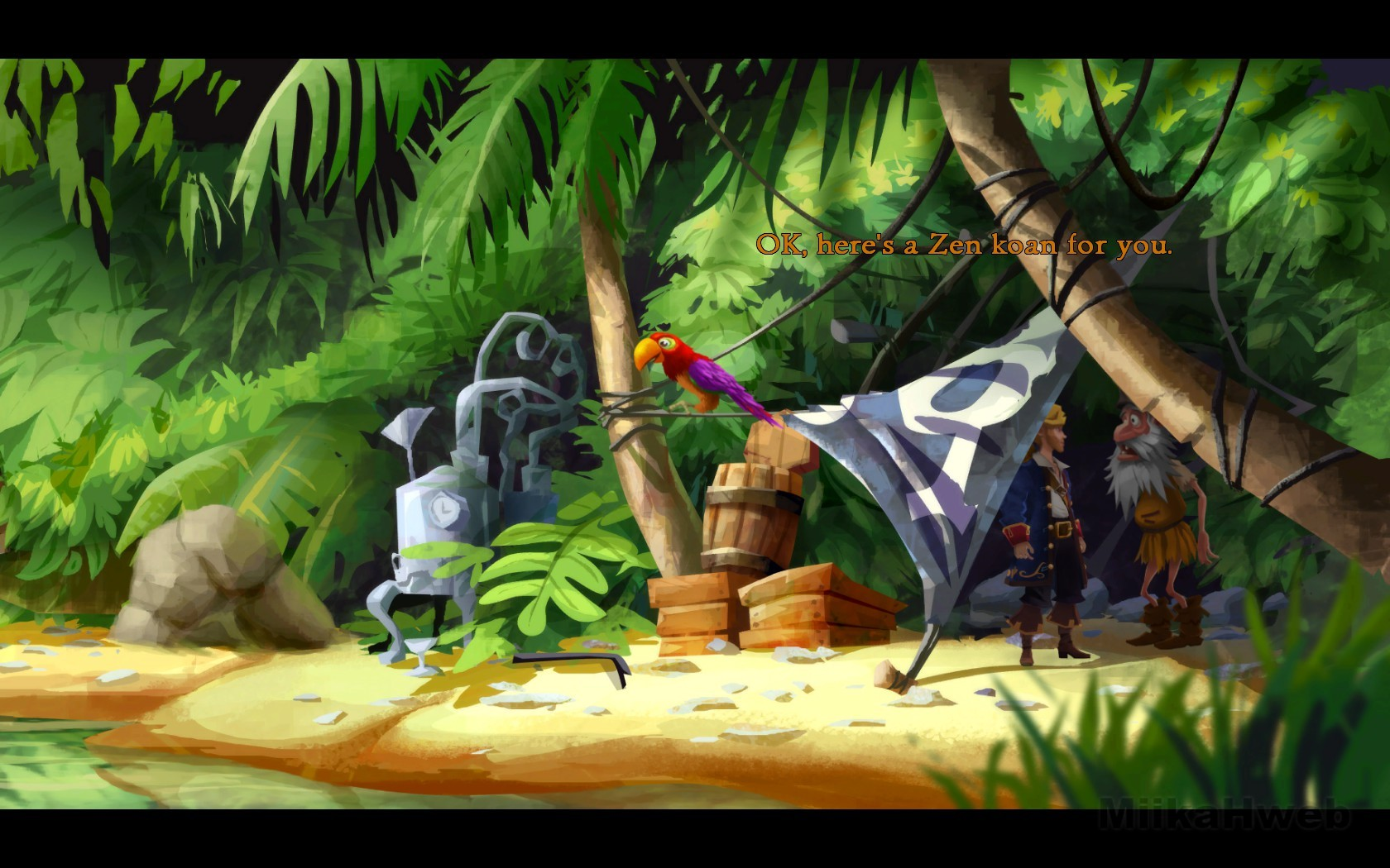 monkey island 2 special edition review