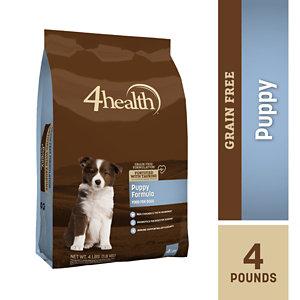 grain free puppy food reviews