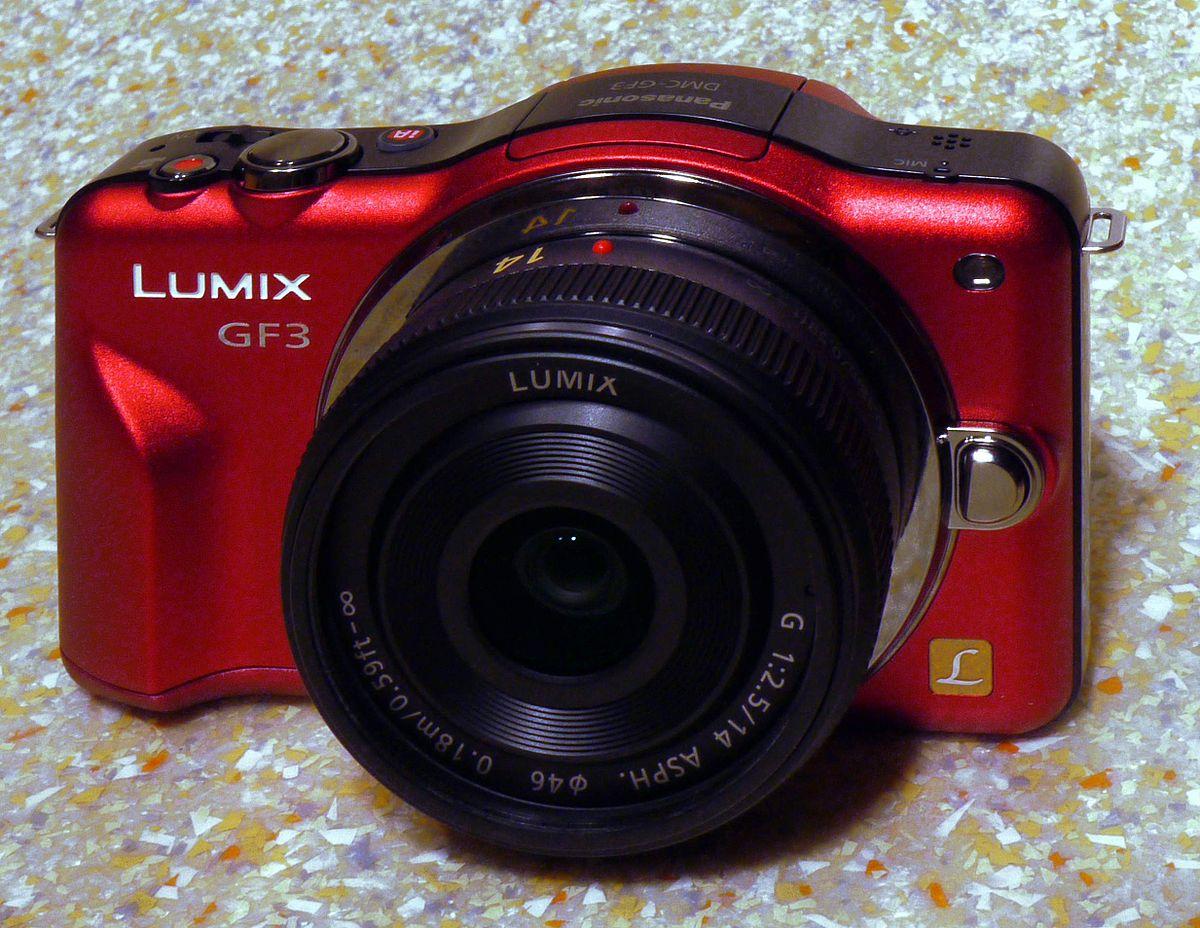 panasonic lumix dmc gf3 review