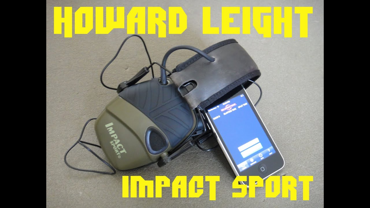 howard leight r 01526 review