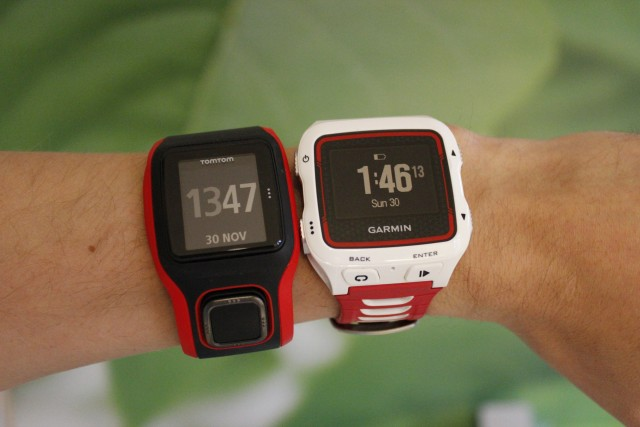 tomtom multi sport cardio watch review