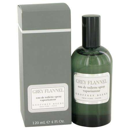 geoffrey beene grey flannel review