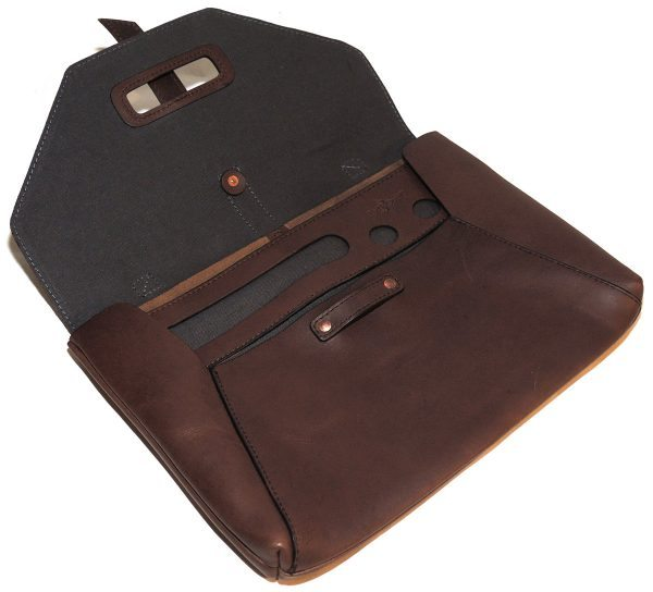 pad and quill luxury briefcase review