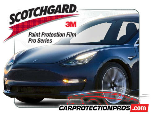 scotchgard paint protection film pro series review