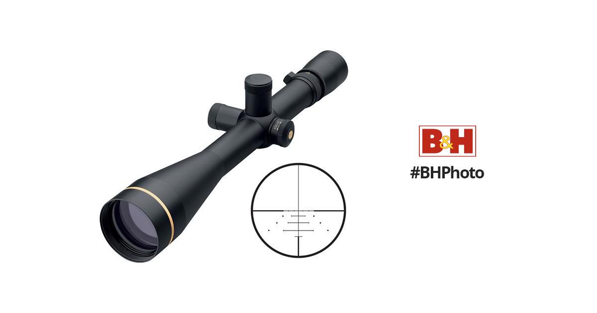 leupold vx 3 8.5 25x50mm long range target review