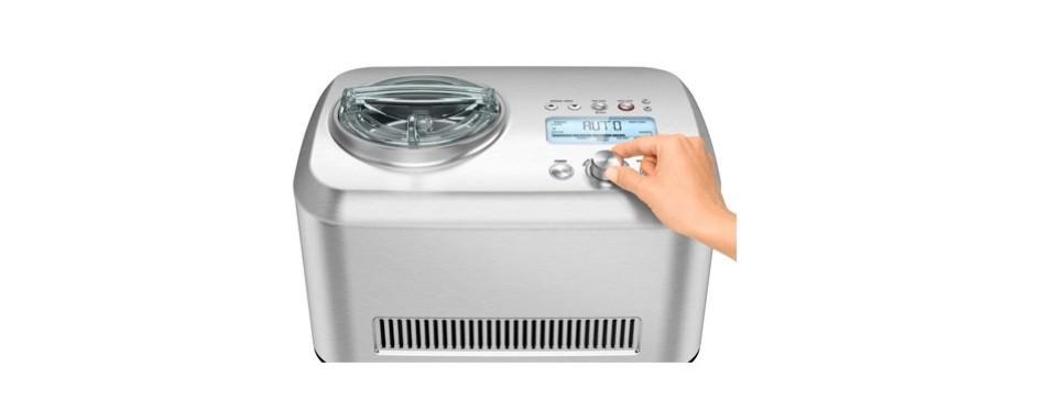 breville smart scoop ice cream compressor reviews
