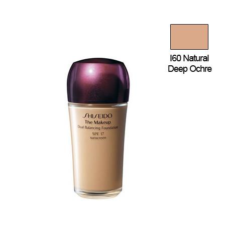 shiseido dual balancing foundation review