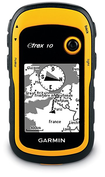 garmin etrex 10 worldwide handheld gps navigator review