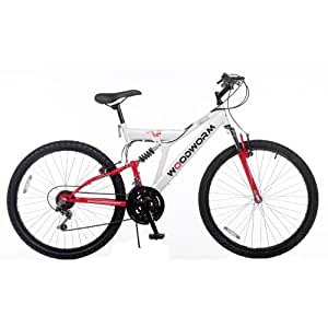 woodworm gxi mountain bike review