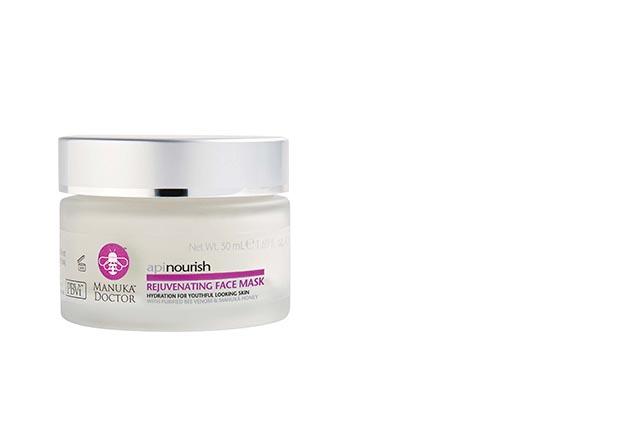 manuka doctor apinourish rejuvenating face mask review