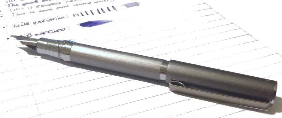 cult pens mini fountain pen review
