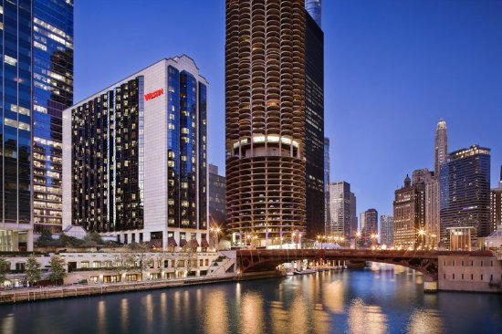 the river hotel chicago reviews