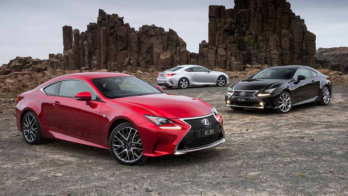 lexus rc 350 review top gear