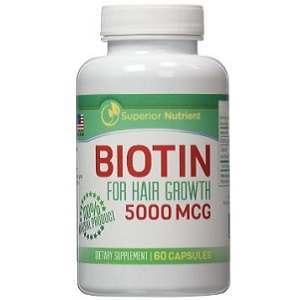 biotin hair growth supplement reviews