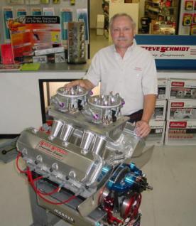 steve schmidt racing engines reviews