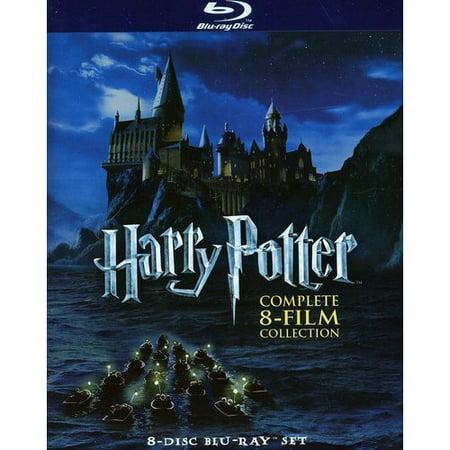 harry potter blu ray box set review