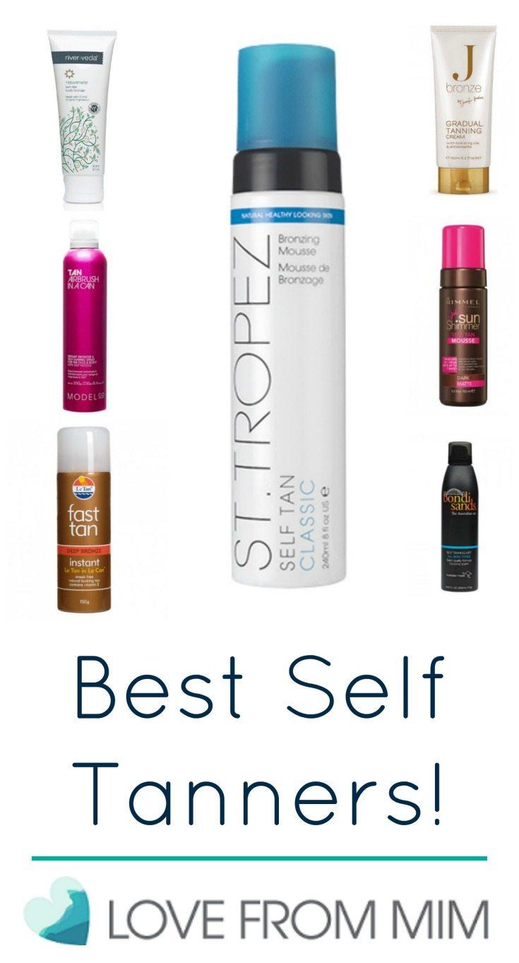 best self tanning spray reviews