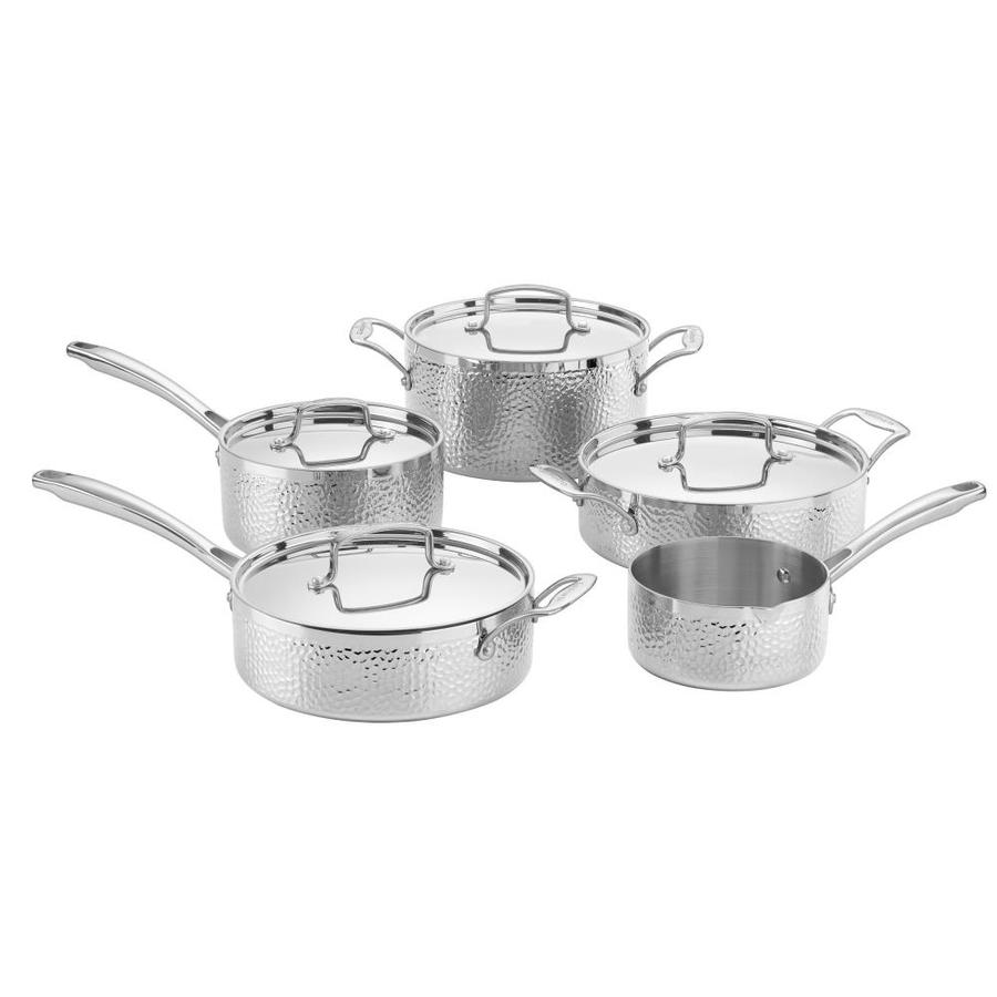 cuisinart tri ply stainless steel cookware reviews