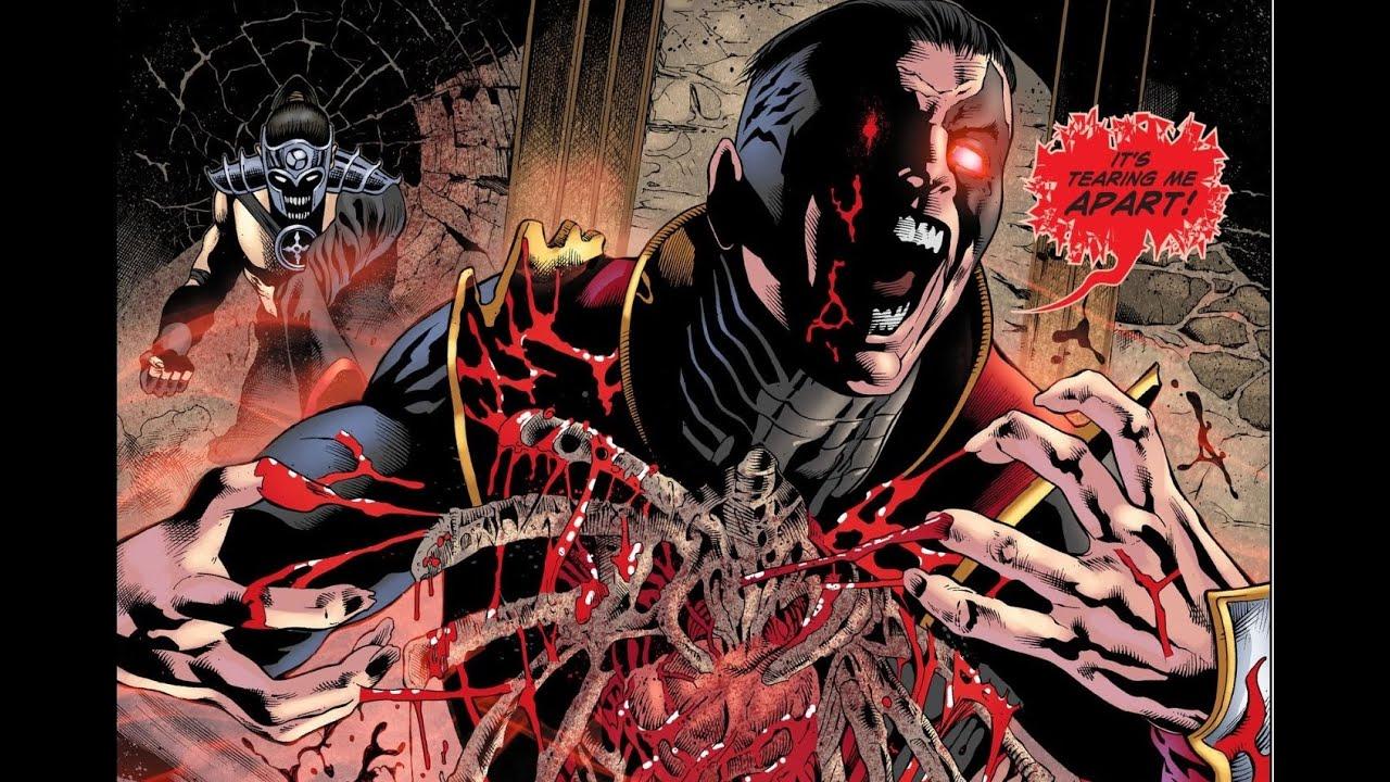 god is dead comic review