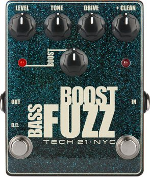 tech 21 boost distortion review