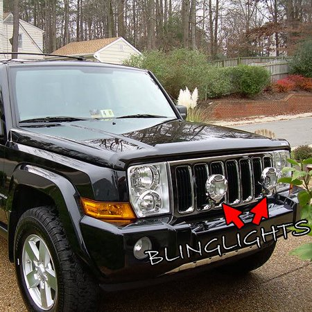 jeep commander off road review