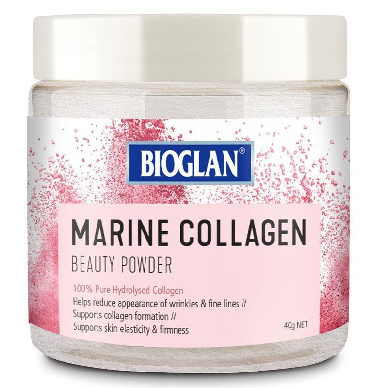 bioglan marine collagen powder review