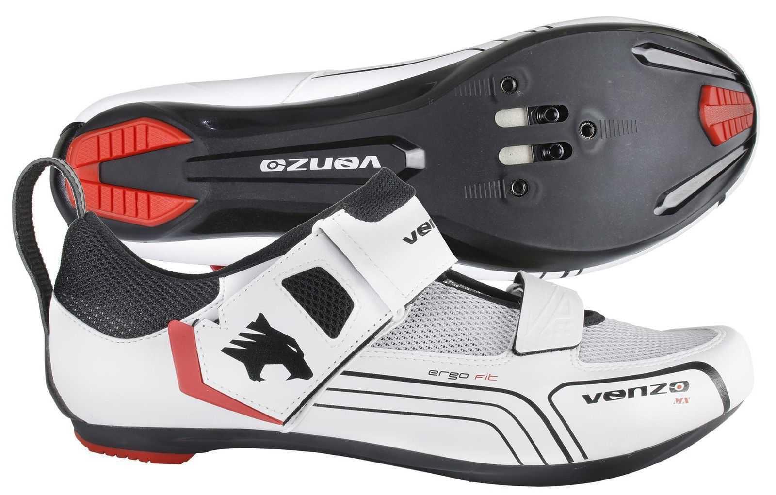 venzo road bike shoes review