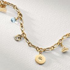 blue nile charm bracelet review