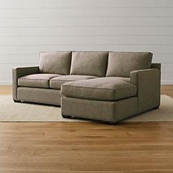 crate and barrel davis sofa review