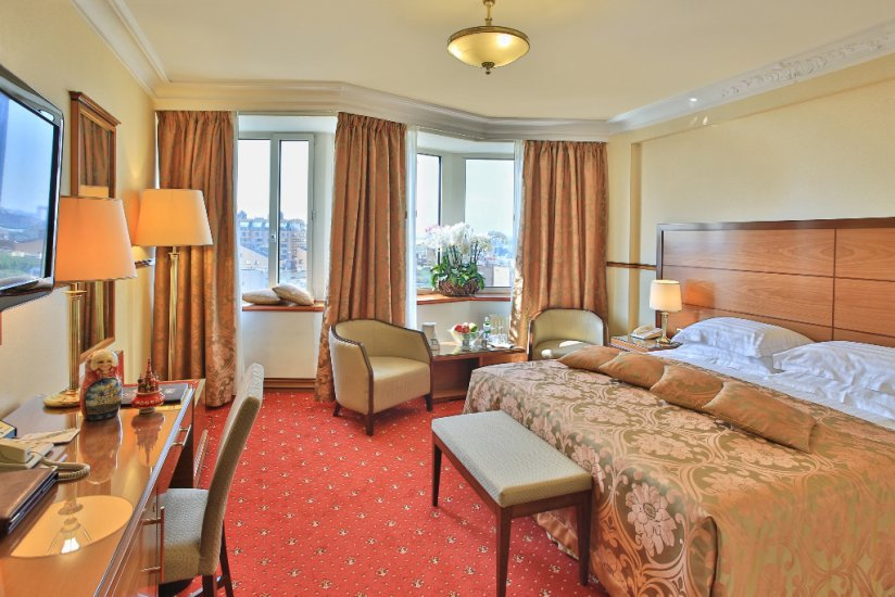 golden ring hotel moscow review